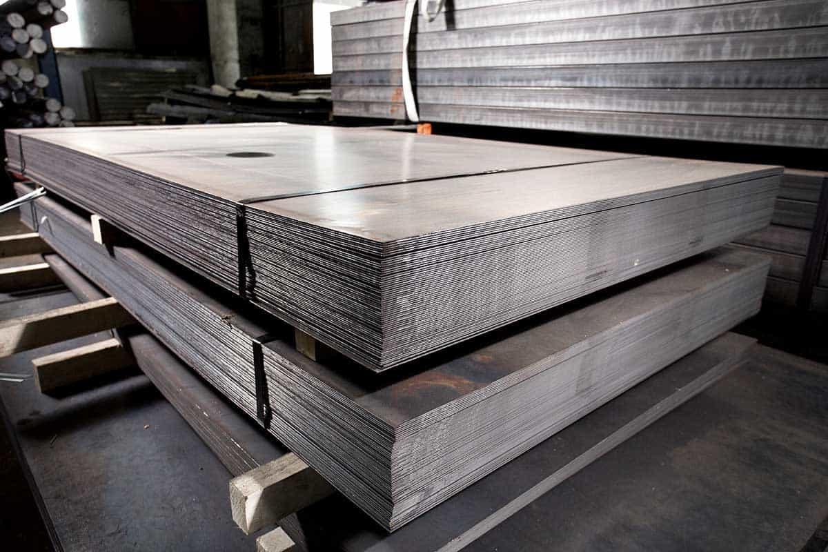 Sheet Steel Sales