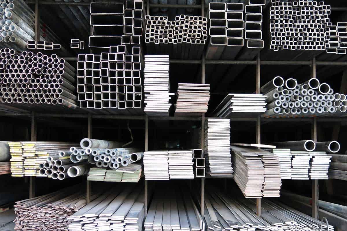 Tubing Steel Sales